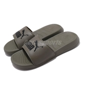 Puma 拖鞋 Popcat 20 綠 黑 男鞋 女鞋 運動拖鞋 涼拖鞋 【PUMP306】 37227906