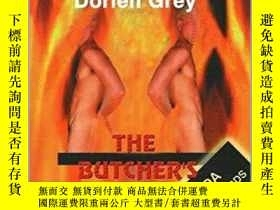 二手書博民逛書店The罕見Butcher s Son (Dick Hardest
