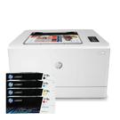 【搭215A原廠碳粉匣一黑三彩】HP Color LaserJet Pro M155nw 彩色雷射印表機 登錄送禮卷 保固三年
