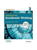 二手書博民逛書店《Effective Academic Writing: Lev