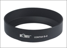 又敗家@KIWIFOTOS黑Zeiss CONTAX-G遮光罩GG-2(副廠遮光罩同CONTAXG原廠遮光罩)適Planar 45mm