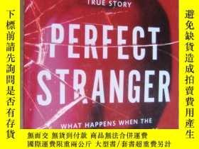 二手書博民逛書店A罕見TRUE STORY:PERFECT STRANGER:W