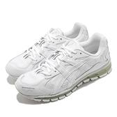 Asics 慢跑鞋 Gel-Kayano 5 360 男鞋 白 全掌亞瑟膠 運動鞋【ACS】 1021A161100