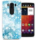 ✿ 俏魔女美人館✿ 【雪花*水晶硬殼】LG v10手機殼 手機套 保護套 保護殼