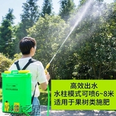 電動噴霧器農用背負式高壓噴霧器智能鋰電池果樹噴霧機充電打藥機