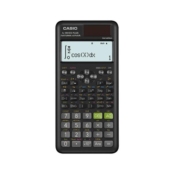 CASIO 卡西歐 計算機 FX-991ES PLUS-2 新版工程型計算機 417個函數 新等式模式 表格函數 第二代