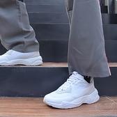 【母親節跨店現貨折後$3580】PUMA X THUNDER 老爹鞋 白紅 彩虹LOGO 女段 泫雅款 367516-22