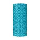 [BUFF] Coolnet 抗UV頭巾 沁藍磚紋 (BF122510-722)