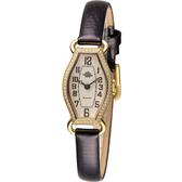 玫瑰錶 Rosemont 骨董風玫瑰系列腕錶 TRS024-01-BR