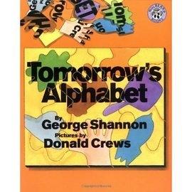 『鬆聽出英語力--第42週』- TOMORROW S ALPHABET / 書+CD
