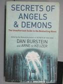 【書寶二手書T4/原文小說_PAZ】Secret of Angels&Demons_Dan Burstein