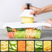 切菜神器馬鈴薯絲切絲神器家用廚房多功能切片機削擦絲器刨絲器【母親節禮物】