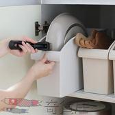 廚房用品塑料置物架鍋架調料架儲物架收納架刀架 62581【奇貨居】