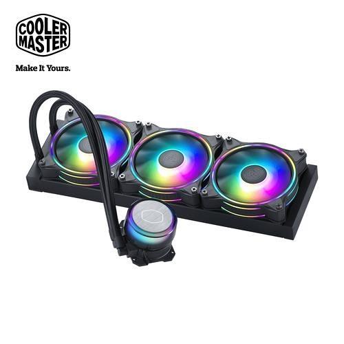 Cooler Master MasterLiquid ML360 Illusion 水冷散熱器