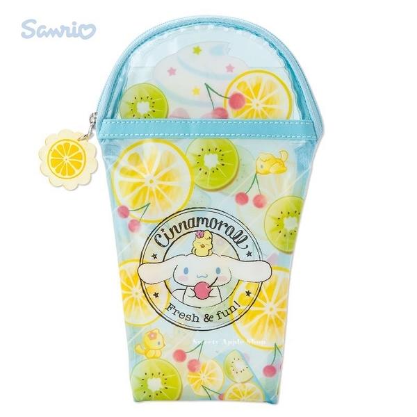 日本限定 三麗鷗 大耳狗 水果風 收納袋 筆袋