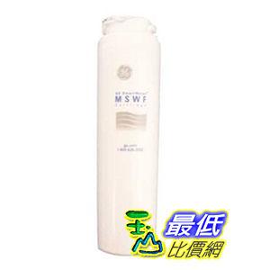 [美國直購 ShopUSA] 美國GE奇異原裝進口冰箱內置濾心(MSWF) 長芯 Refrigerator Water Filter, 1 Pack