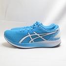 ASICS DIGITAL AQUA/WHITW 男款 路跑鞋 慢跑鞋 1011B025401 藍【iSport愛運動】
