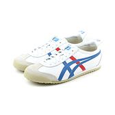 Onitsuka Tiger  鞋白色藍色男女鞋DL408 0146 no234