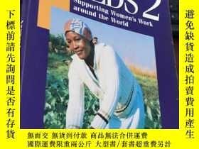 二手書博民逛書店SEEDS罕見2 Supporting Womens Work around the WorldY5834 A