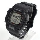 CASIO手錶 懷舊復古風方型電子錶NECD12