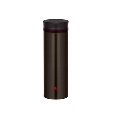 膳魔師【JNO-351-ESP】350ml旋轉超輕量保溫杯-ESP咖啡色