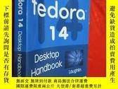 二手書博民逛書店Fedora罕見14 Desktop Handbook (詳見圖