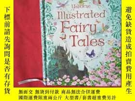 二手書博民逛書店Usborne罕見Illustrated Fairy Tales