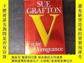 二手書博民逛書店v罕見is for vengeanceY271632 sue g