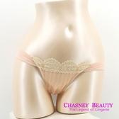 Chasney Beauty-sogno立體S蕾絲圓形三角褲(嫩粉)