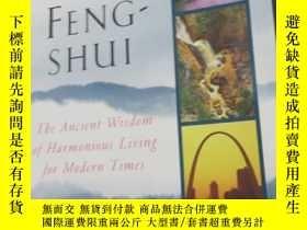 二手書博民逛書店Feng-Shui:罕見The Ancient Wisdom o