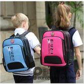 兒童書包/後背包小學生1-3-4-5-6年級護脊女童雙肩包男童男孩印「歐洲站」
