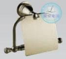 【 麗室衛浴】 美國 KOHLER  Revival 帶蓋衛生紙架 K-98108T-CP