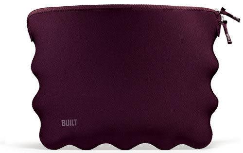 防震包再進化/美國Built NY 13吋 紫色造型筆電防震袋(E-LB13-BRY)