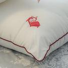 新光棉枕頭乙個【無法超取】 棉床LOGO (聚酯纖維棉) 台灣製