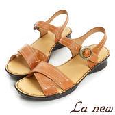 【La new outlet】雙密度氣墊涼鞋(女222065310)
