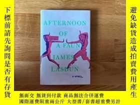 二手書博民逛書店Afternoon罕見of a FaunY339850 James Lasdun W. W. Norton &