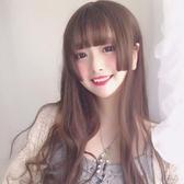 假髮 姬發式男女cos假發長直發偽娘變裝三刀齊日常lolita公主切水母頭
