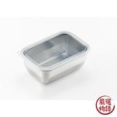 【日本製】【YOSHIKAWA吉川鄉技】日本製 不鏽鋼 保鮮盒 小 SD-1335 -