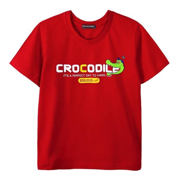 『小鱷魚童裝』Q版鱷魚T恤(08號~18號)555402