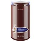 北歐歐慕磨豆機電動咖啡豆研磨機家用五谷中藥粉碎機咖啡機磨粉機220VNMS 小明同學