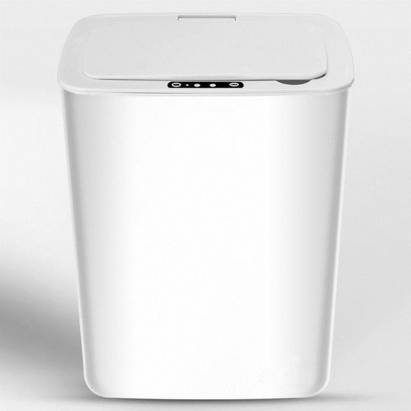全自動智能感應垃圾桶家用客廳廚房衛生間帶蓋防水充電垃圾桶大號