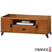【采桔家居】多瓦納 4 尺實木電視櫃視聽櫃