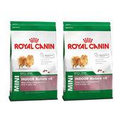 ROYAL CANIN 法國皇家 PRIA+8小型室內熟齡犬 老犬飼料 1.5 X