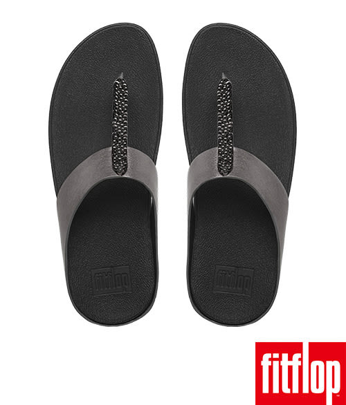 FitFlop TM-BARRIO TM-錫色