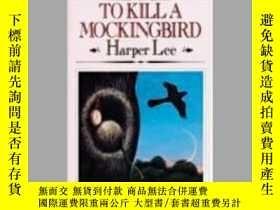 二手書博民逛書店To罕見Kill a Mockingbird (by Harpe