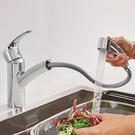【麗室衛浴】德國GROHE 30305兩段出水伸縮廚房龍頭