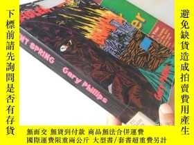二手書博民逛書店Violent罕見Spring【大32開 英文原版 】Y1647