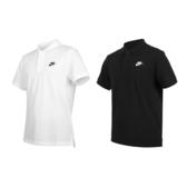 NIKE 男短袖POLO衫(短袖上衣 慢跑 高爾夫 網球 羽球 休閒 純棉 免運 ≡排汗專家≡
