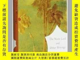 二手書博民逛書店The罕見Waste Land and Other Writin