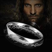 黑魔戒霸氣戒指男正韓鈦鋼指環戒子飾品個性潮人情侶男女戒指禮物
